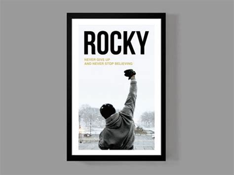 printable rocky quotes 17 best ideas about rocky balboa on pinterest rocky
