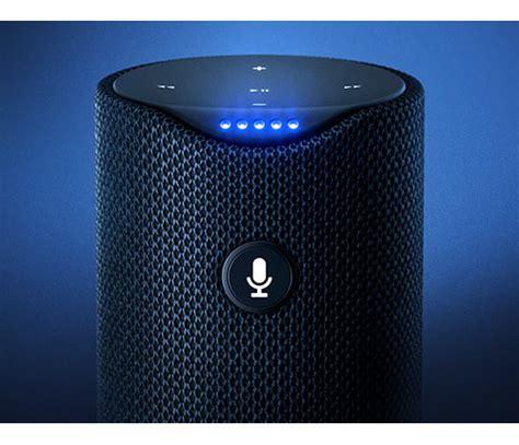 amazon tap alexa enabled voice activated portable bluetooth speaker black ebay