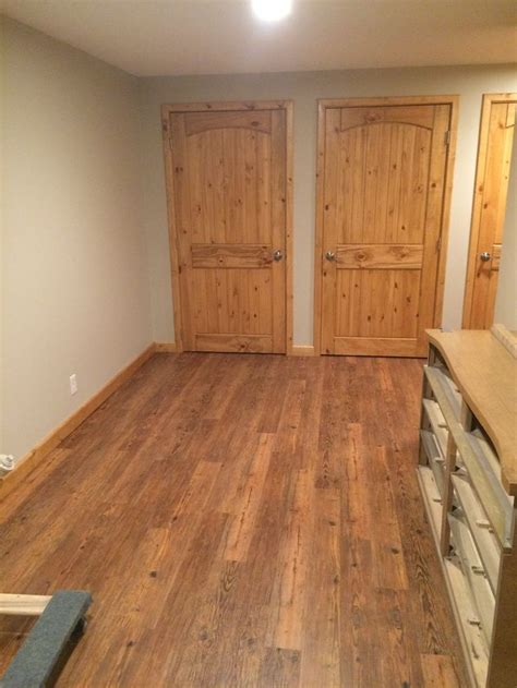 Vinyl Plank Flooring Basement 66 Best Images About Coretec Plus Installations On Pinterest Vinyl Planks Vinyls And Vinyl