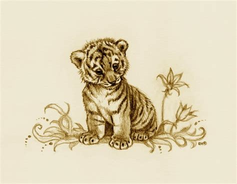 tiger cub tattoo designs tiger cub 2 by esthervanhulsen on deviantart