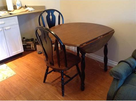 Apartment Size Kitchen Table by Wanted Apartment Sized Kitchen Dining Table And Chairs