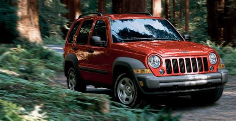 red jeep liberty 2005 2005 jeep liberty image