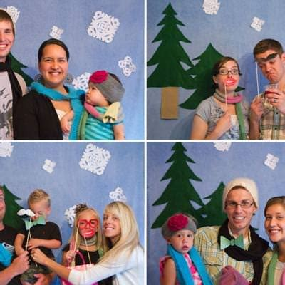 christmas photo booth ideas with a photobooth tip junkie