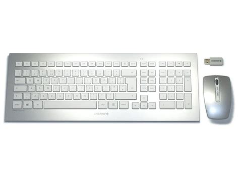Keyboard Mac Wireless cherry mac style wireless keyboard and mouse set dw 8000