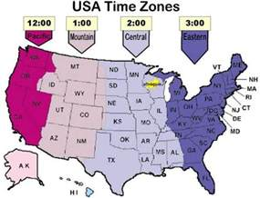 time zone map detailed you may contact us either by mail