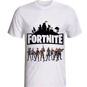 Tshirt Xbox One White Baam mens fortnite inspired t shirt battle royale gaming xbox