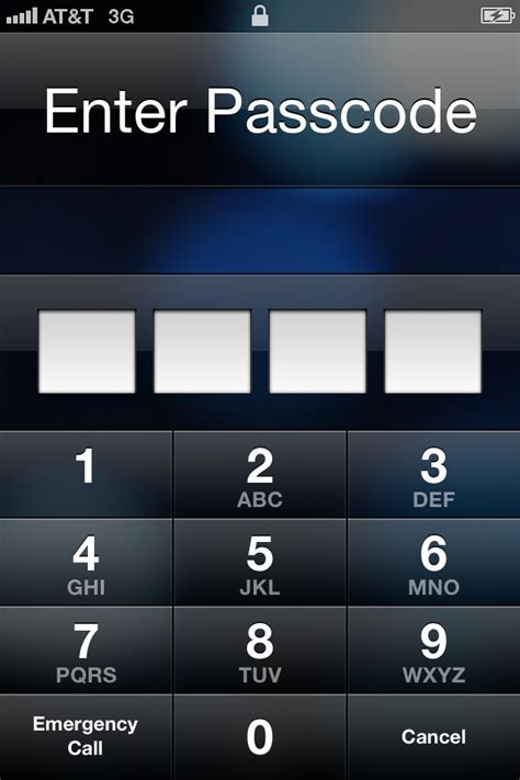 Pattern Password On Iphone | iphone pattern password lock ဖည နည နည ပည တက သ လ