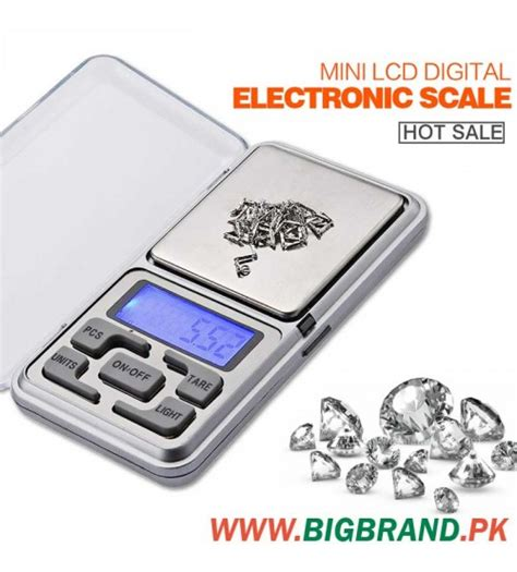 Pocket Digital Weigh Scale pocket size electronic mini digital weight scale