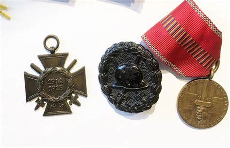 German Decorations Ww2 by German Reich Medals Decorations Ww1 Ww2 Original