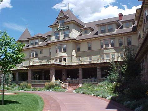 the cliff house at pikes peak manitou springs co 1000 images about lay your head colorado springs lodging on pinterest colorado