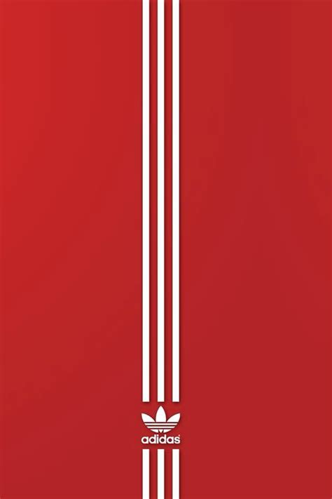 adidas wallpaper red adidas wallpaper team iphone android pinterest