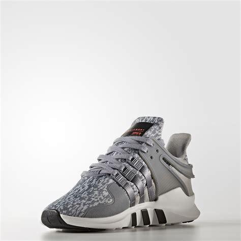 Sepatu Adidas Eqt Adv Support Clear Onix Grey adidas eqt support adv onyx 99kicks sneaker releases