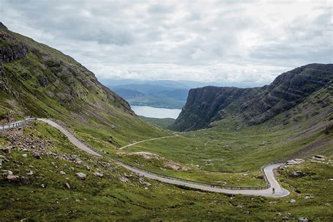 big ride bealach na ba pictures cyclist