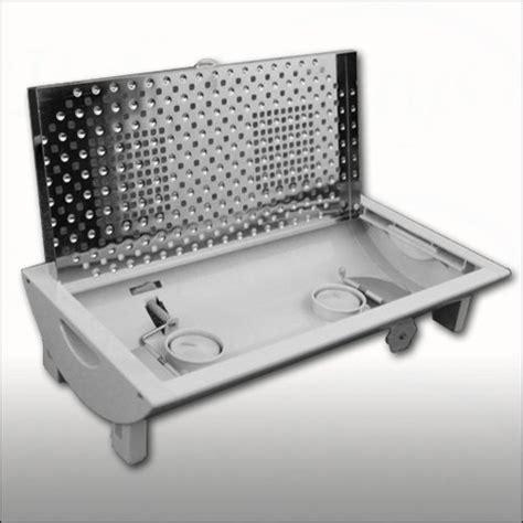 scaldavivande da tavolo scaldavivande da tavola in acciaio inossidabile con 2