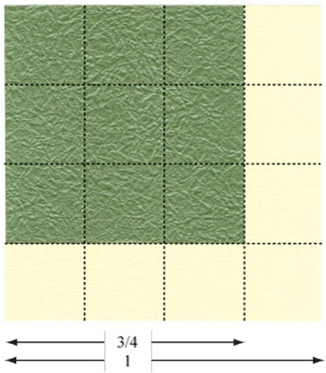 Origami Paper Sizes - how to make a three sepals standard origami calyx page 1