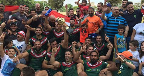 Rugby Beirut Lebanon Is Officially Going To The 2017 Rugby League World Cup