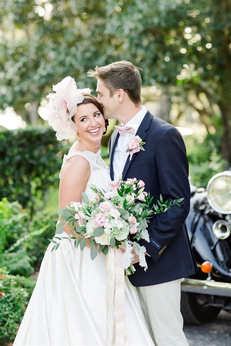 Wedding Hair And Makeup Derby by Blush White Kentucky Derby Inspired Wedding