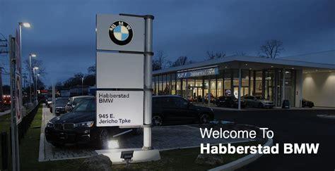 bmw habberstad habberstad bmw auto dealers service in bay shore and