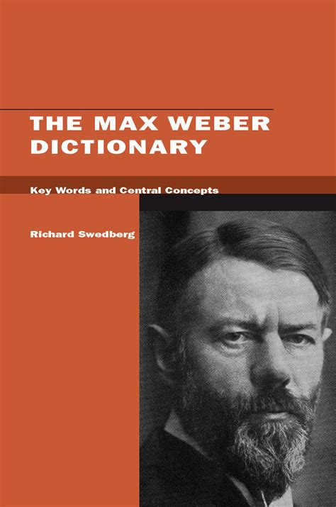 the layout book max weber the max weber dictionary key words and central concepts