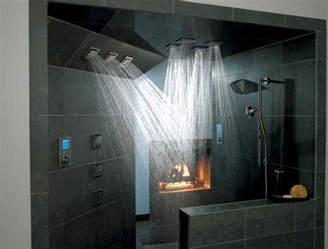 awesome shower awesome showers you wish you could go home to tonight