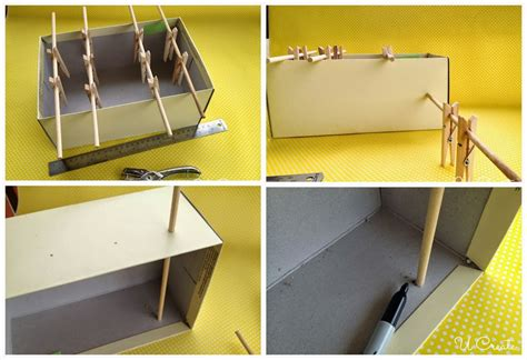 Box Kotak Hotwheels By Toys diy mini foosball table for u create