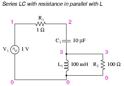 inductor connected in series with a resistor resonance in series parallel circuits resonance electronics textbook