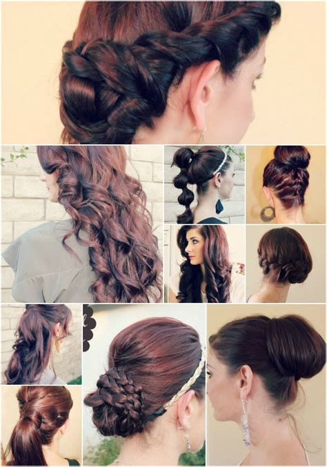 7 Hairstyles For The Holidays by Hairstyle Up Ma Nouvelle Mode
