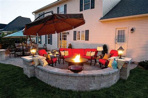 backyard seating ideas outdoor fire pit seating ideas quiet corner