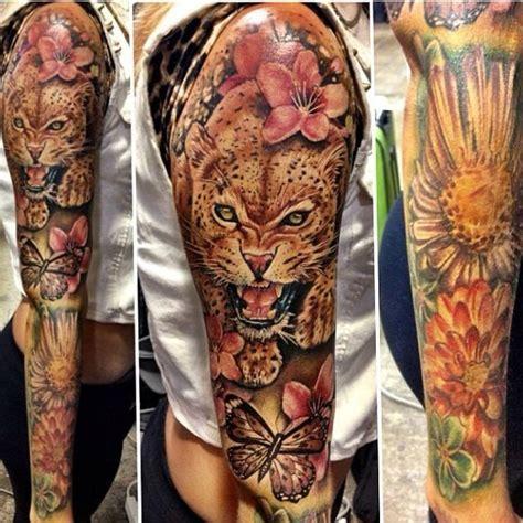 tattoo jungle prices gorgeous leopard tattoo tattoo art pinterest
