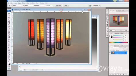 tutorial vray sketchup español v ray for sketchup zdepth tutorial youtube