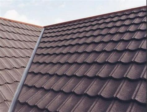 Metal Tile Roof Coated Steel Roof Tiles Metal Roofing Sheet Classical Coated Metal Roof Tile Buy