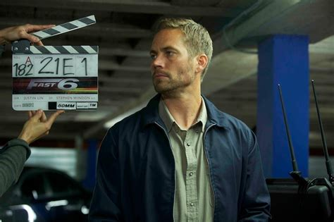 fast and furious for paul fast furious 6 behind the scenes images collider