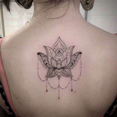 tumblr flower tattoos buddhist tattoos