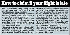Delayed Flight Compensation Letter Template by Passengers Fare Price Hike To Fund Compensation
