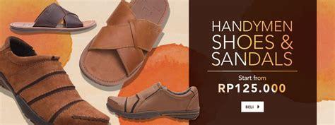 Leogaren Sepatu Formal Hitam 1101 handymen shoes