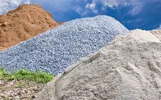 Rock And Gravel Sand Gravel