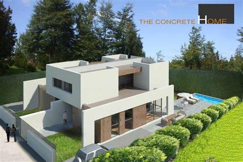 casa modular prefabricada casas prefabricadas modelo boston the concrete home