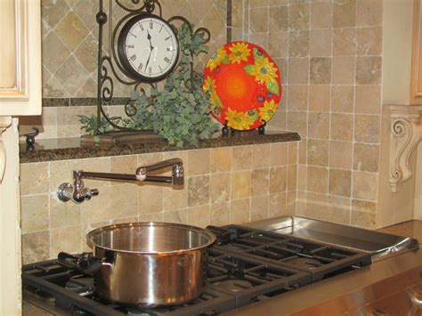 Commercial Style Kitchen Faucets by Pot Filler