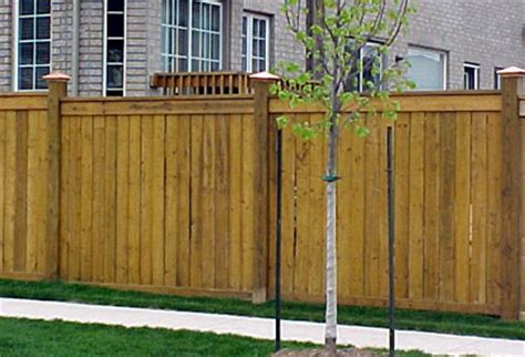 Fence Designs Back Yard Fences Such As Privacy Panel