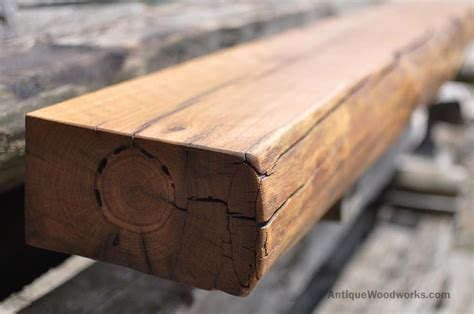 reclaimed wood tables fireplace mantels countertops