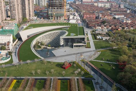 shanghai history museum perkins will archdaily