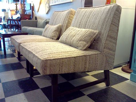 armless loveseat bench armless chairs living room chairs seating
