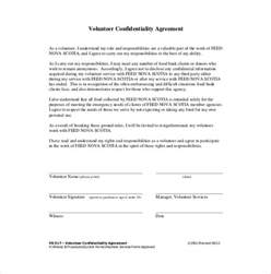confidentiality agreement template 15 free word excel