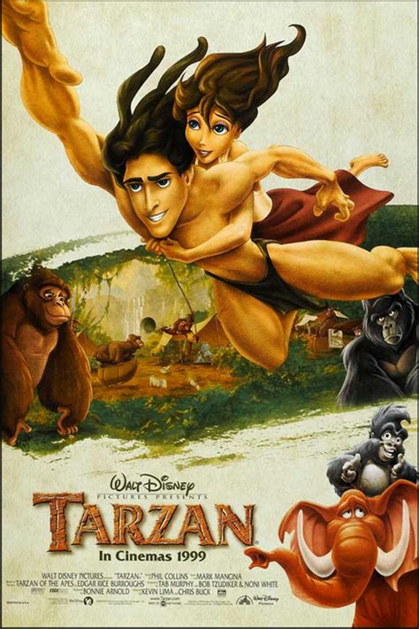 tarzan 1999 imdb anthony s film review tarzan 1999
