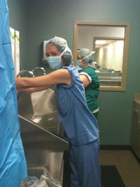 scrub in operating room rub a dub dub scrub scrub scrub surgical technology