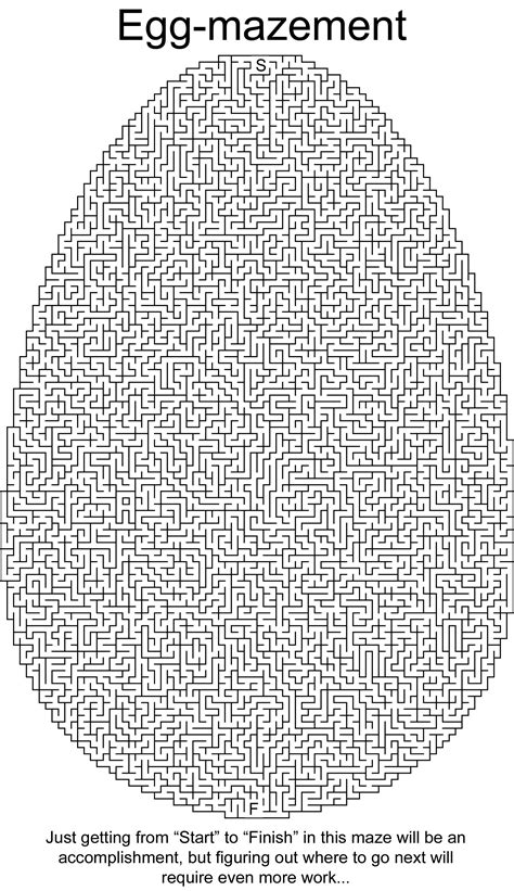 printable hardest maze ever free coloring pages of complicated maze