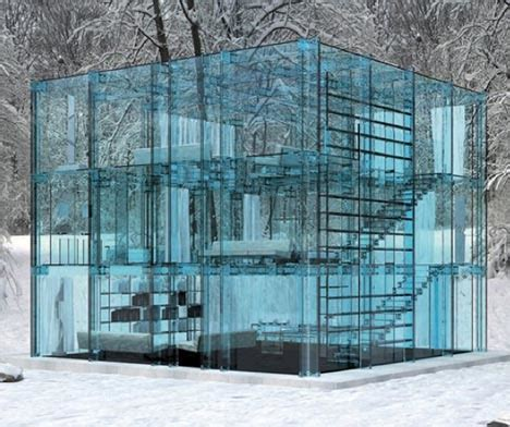 house see through living in a bubble 15 privacy free transparent houses