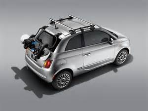 Fiat 500 Roof Rack Top 15 Fiat 500 Accessories Fiat 500 Usa