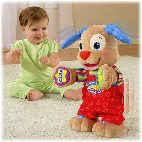 puppy play fisher price fisher price laugh learn and play puppy toys