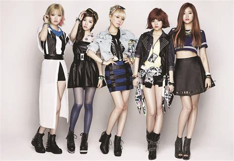 kpopmusic kpop music news gossip and fashion 2014 aoa profile kpop music